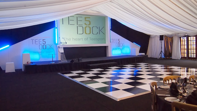 Tees Dock Teesport 50th anniversary event