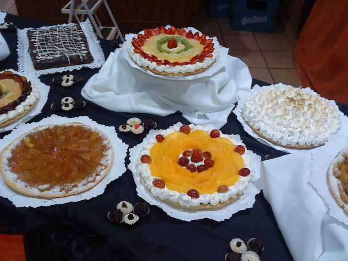 Mesa de Dulces, Tartas y Tortas