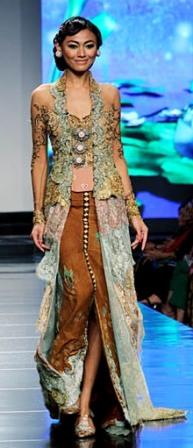 Model baju kebaya terbaru 2013