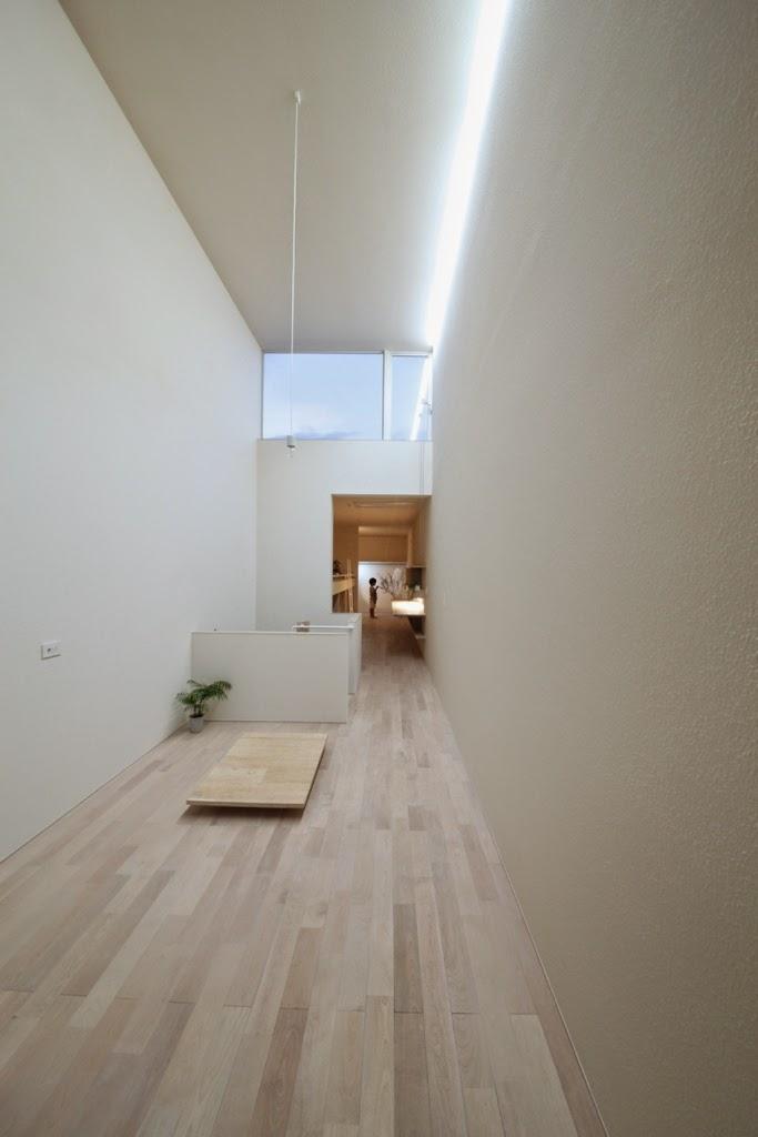 Rumah Minimalis di Lahan 3x21 Meter 7