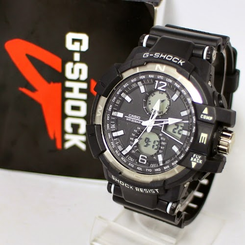 Jam Tangan G Shock New GW 1100 List Putih | Kw Super | jamtanganonline-warungjamtangan-jamtanganjogja-jamtanganmurah