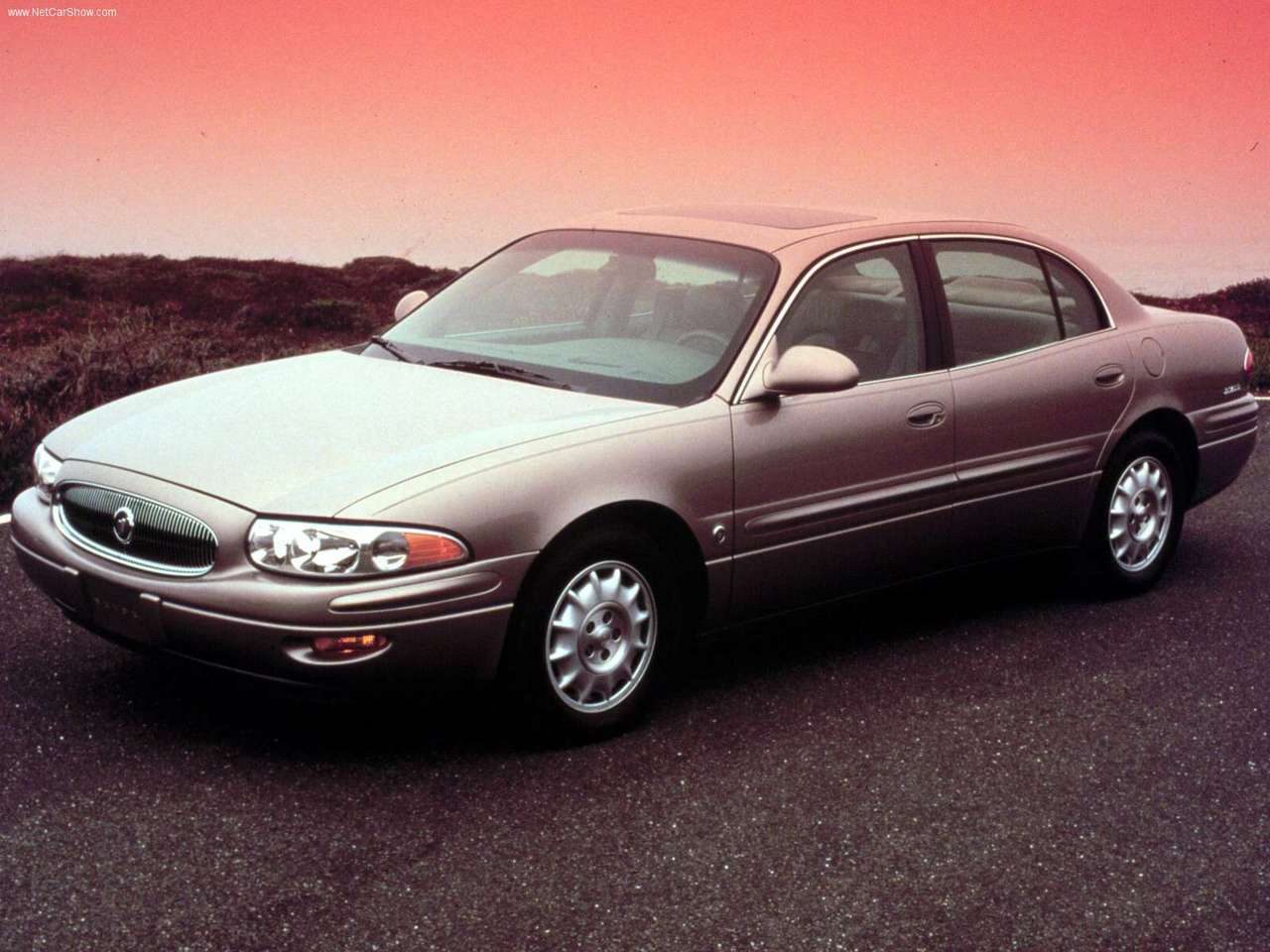 Buick Lesabre Limited X Wallpaper on 2000 Buick Lesabre Limited Edition