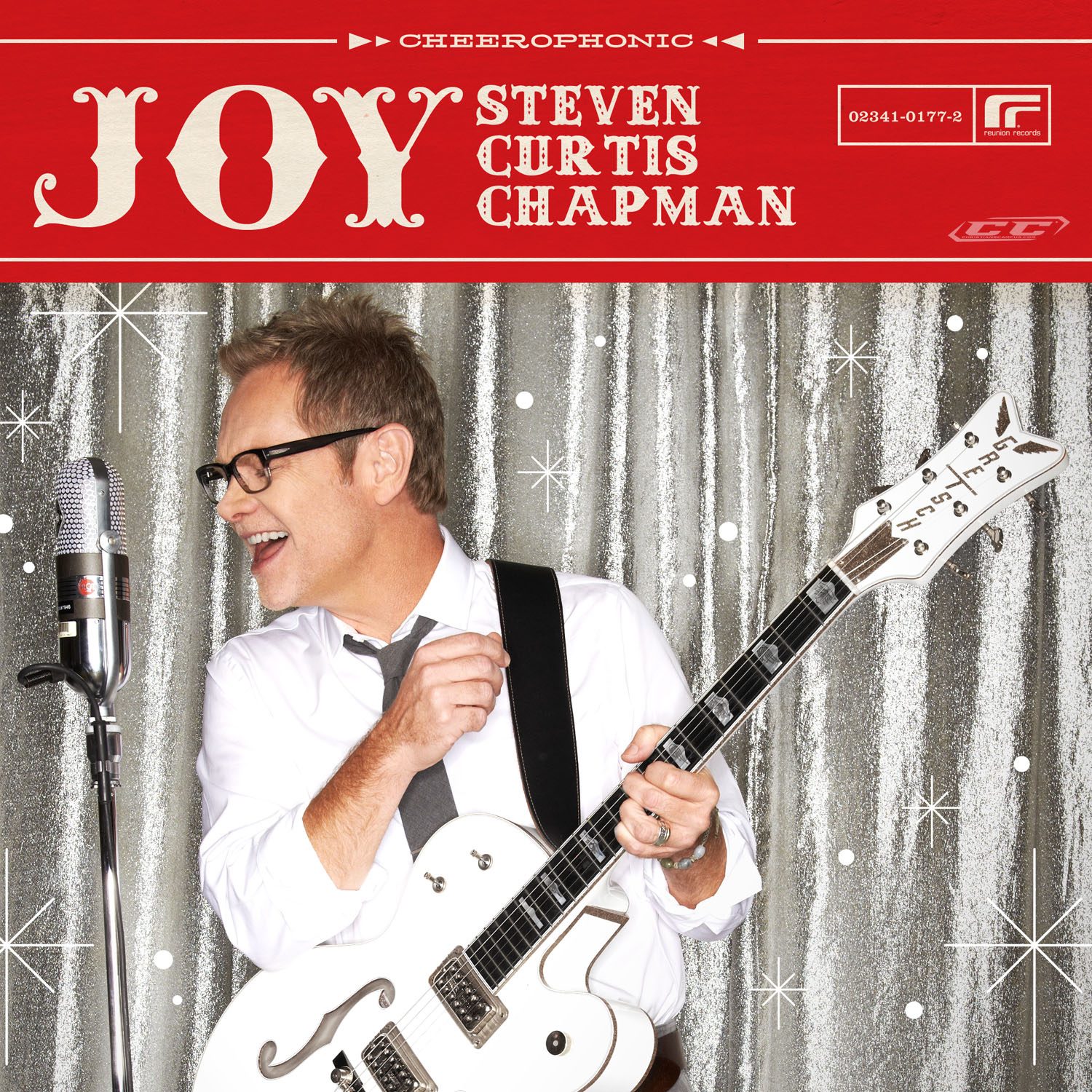 Steven Curtis Chapman - Joy 2012 English Christian Christmas Album