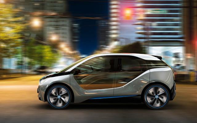 BMW I4 photo