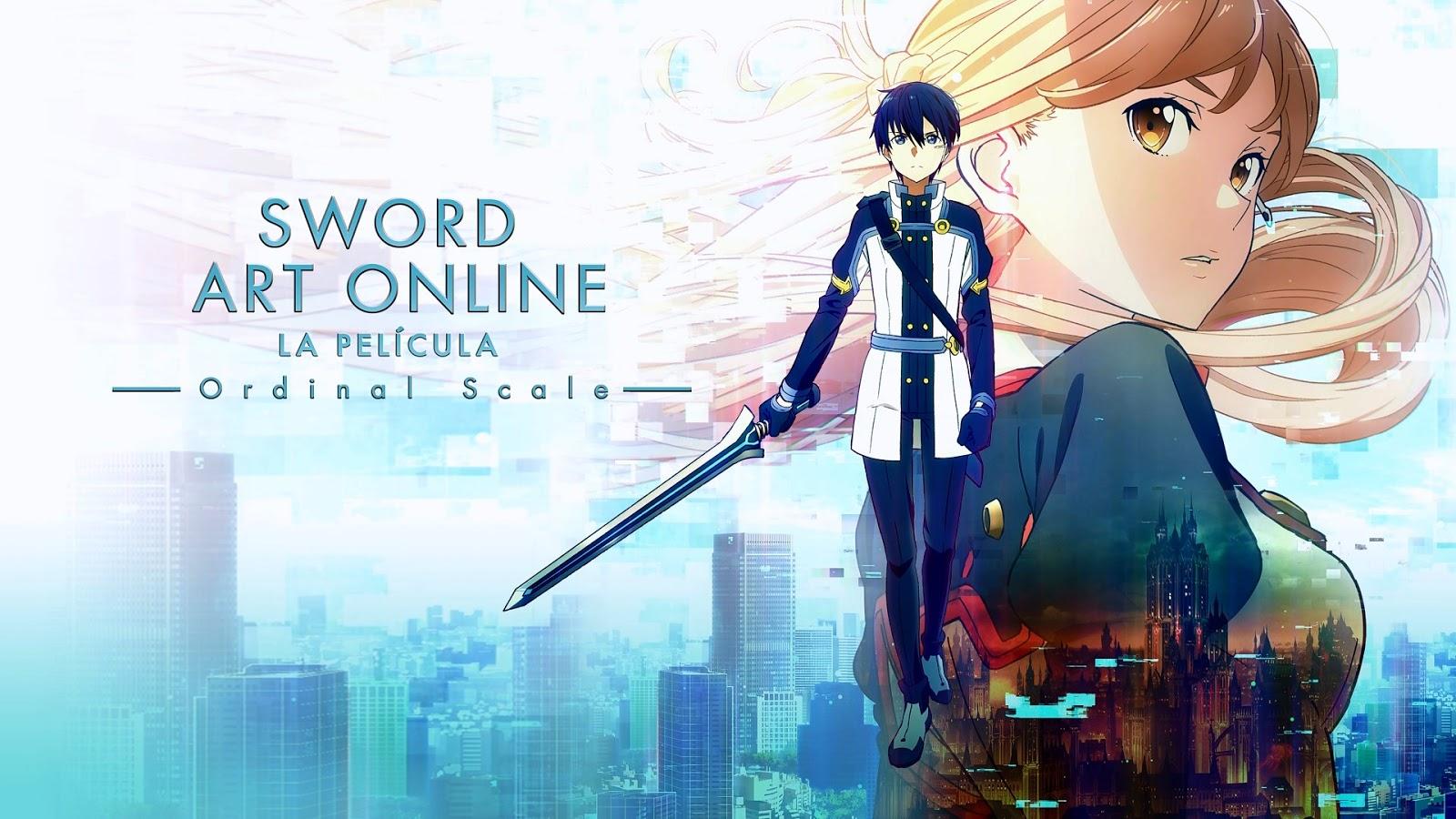 Sword Art Online: Ordinal Scale Castellano