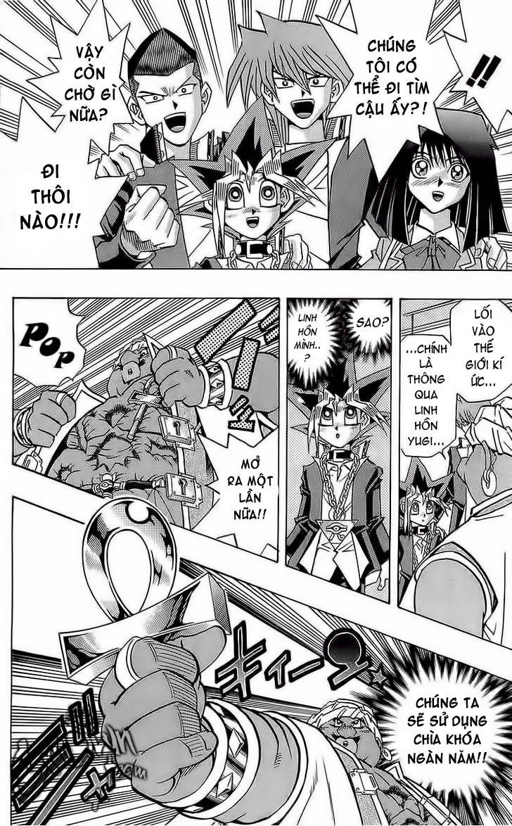 YuGi Oh – Vua Trò Chơi chap 284 Trang 4