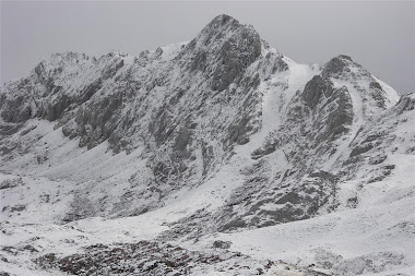 Peña Orniz a 2.194 mtos., es la 2ª cima más alta de Babia y la más elevada de Somiedo