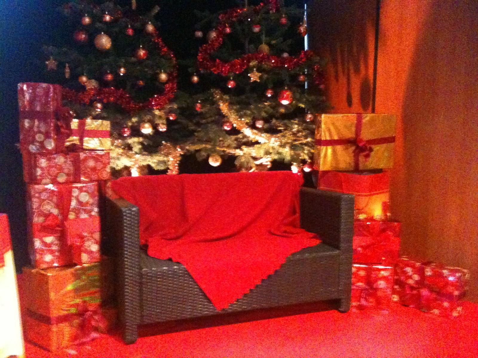 Decore Un Stand De Noel