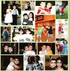 Best Friends through the years