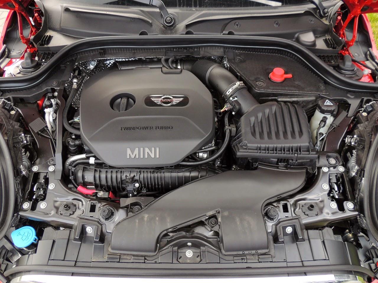 MINI Cooper S - silnik 2.0 Twin Power Turbo