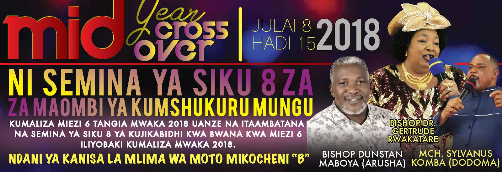 MID YEAR CROSS OVER 2018