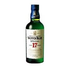 Rượu Whisky Scotch Blue 17