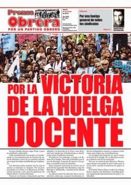 Lee Prensa Obrera Nº 1307