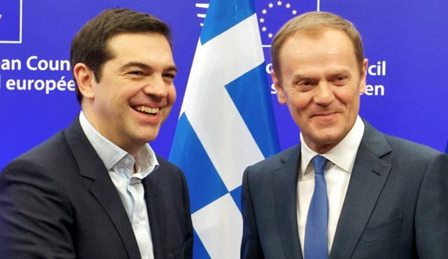 Τουσκ: Το δημοψήφισμα δεν αφορά την παραμονή ή την αποχώρηση της Ελλάδας από την Ευρωζώνη