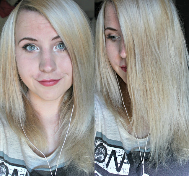 how to get toner out of blonde hair