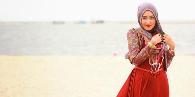 Muslimah Tetap cantik saat hamil