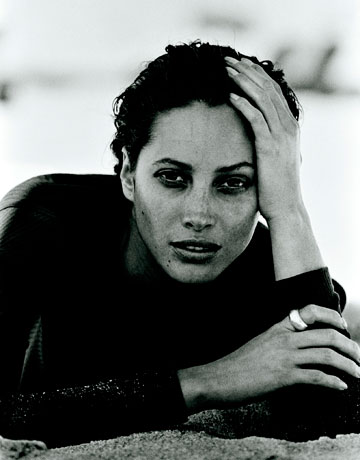 Dress Me: Models: Christy Turlington | 360 x 460 jpeg 29kB