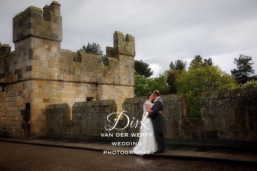Langley Castle Wedding Photographers