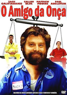 Filme Poster O Amigo da Onça DVDRip XviD Dual Audio & RMVB Dublado