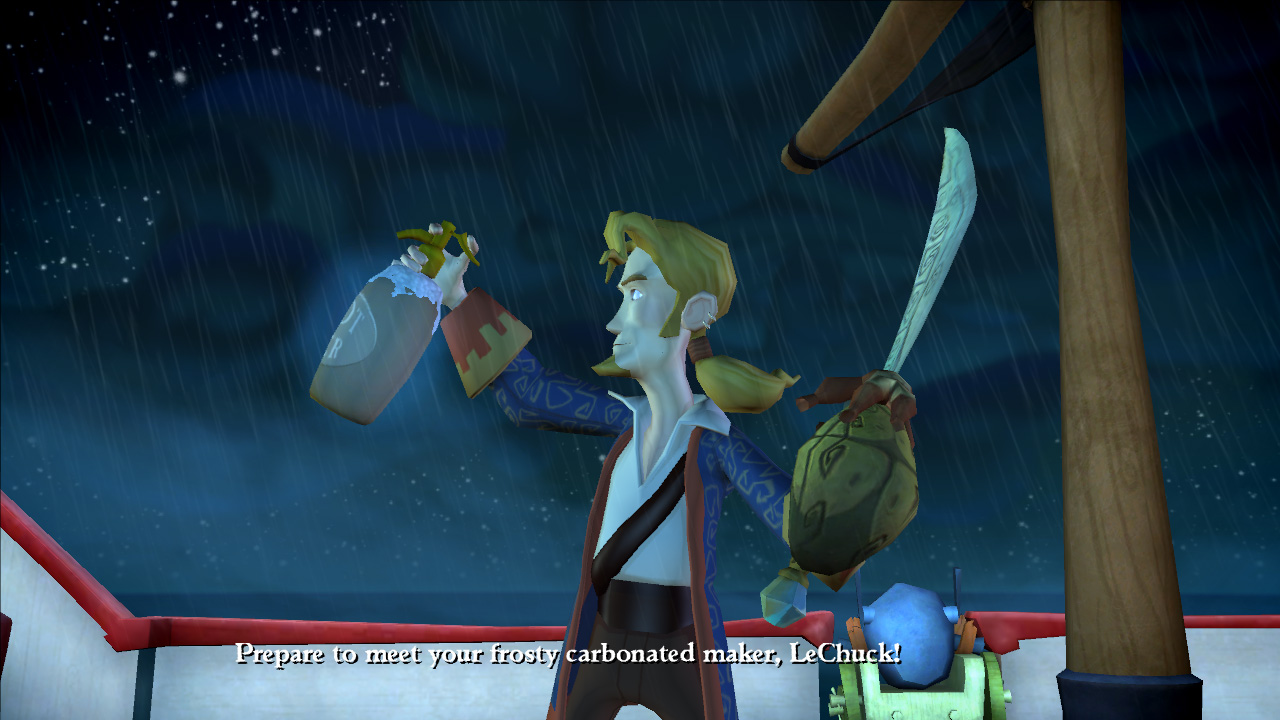 Super Adventures in Gaming: Tales of Monkey Island (PC)