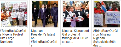 6-Month Bring Back Our Girls campaign' Still Failing