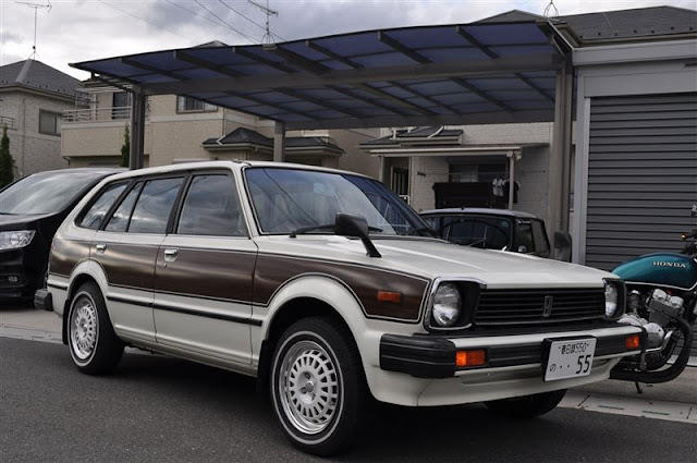 Honda Civic Country, samochody z lat 80, station wagon