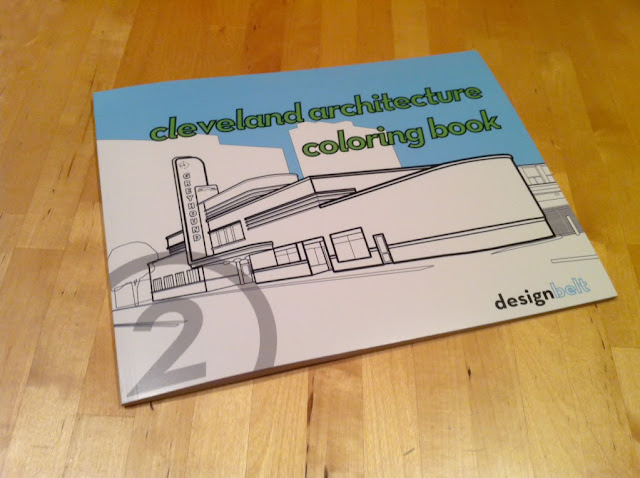 Architecture Coloring Book5