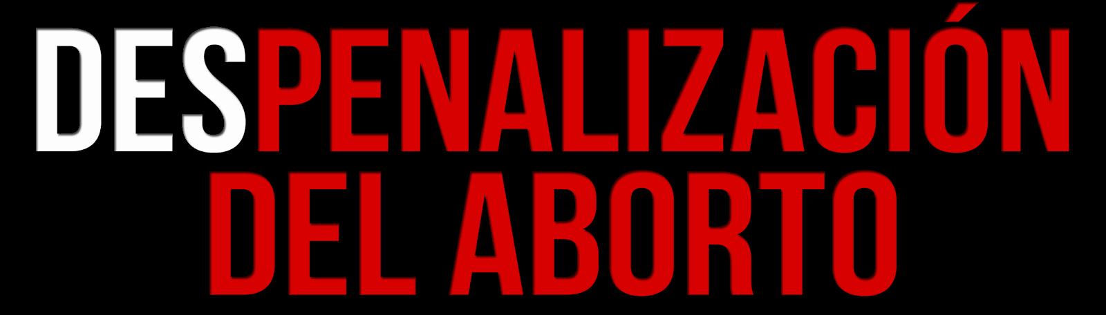 Foro Despenalización del Aborto
