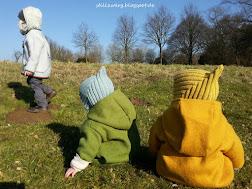 1 Jahr alt :Die Entwicklung unserer Zwillinge (klick)