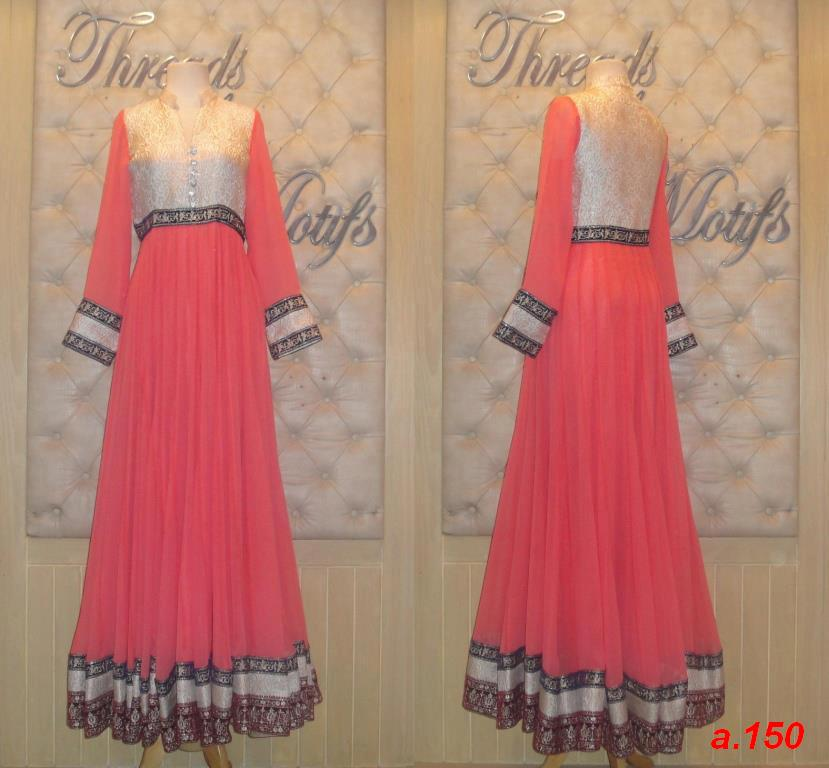 frock dress-anarkali dress -pakistani and indian dress-pishwas dress
