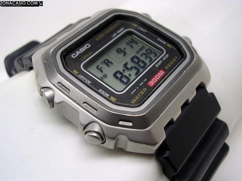 01f215d255f4 Zona Casio  ¿Por qué son tan caros los relojes