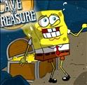 Spongebob Cave of Treasure