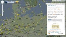 Radar Aéreo em tempo real