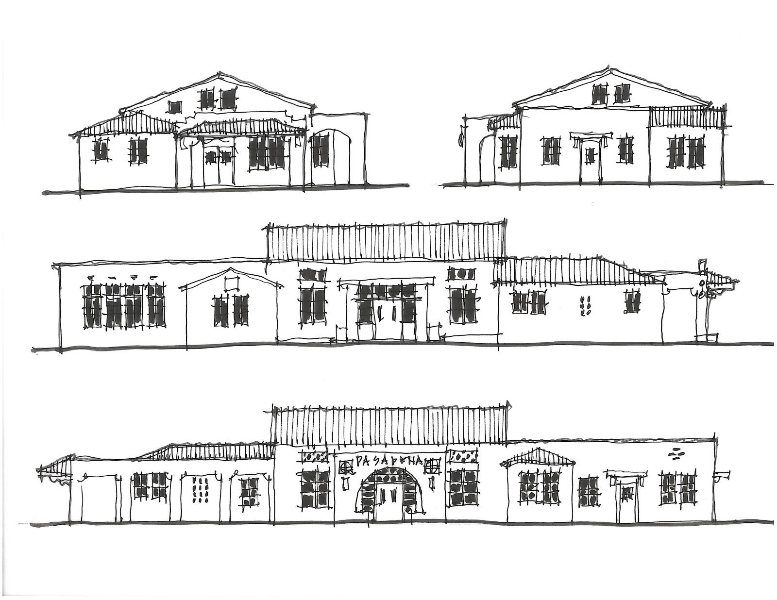 Art And Life Pasadena Train Station Model Part 3