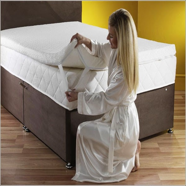 matelas memoire de forme dorsomedic surmatelas m moire de forme 8cm de mousse viscoelastique. Black Bedroom Furniture Sets. Home Design Ideas