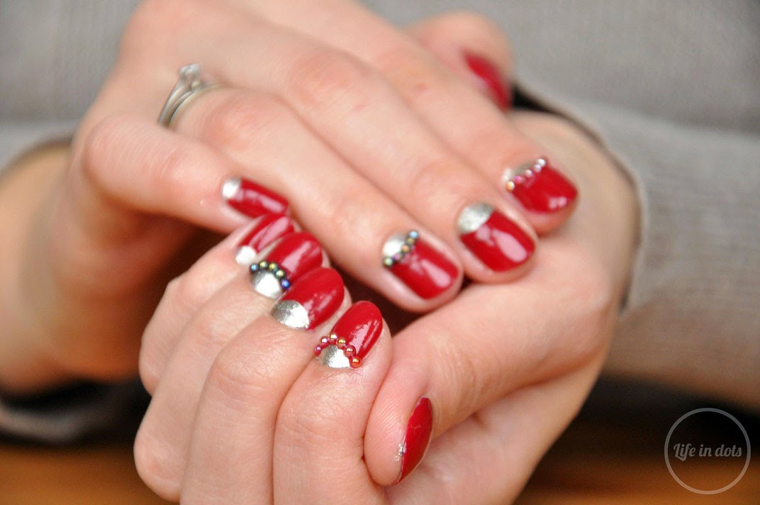 Lifeindotspl Manicure Nasze święta I Sylwester