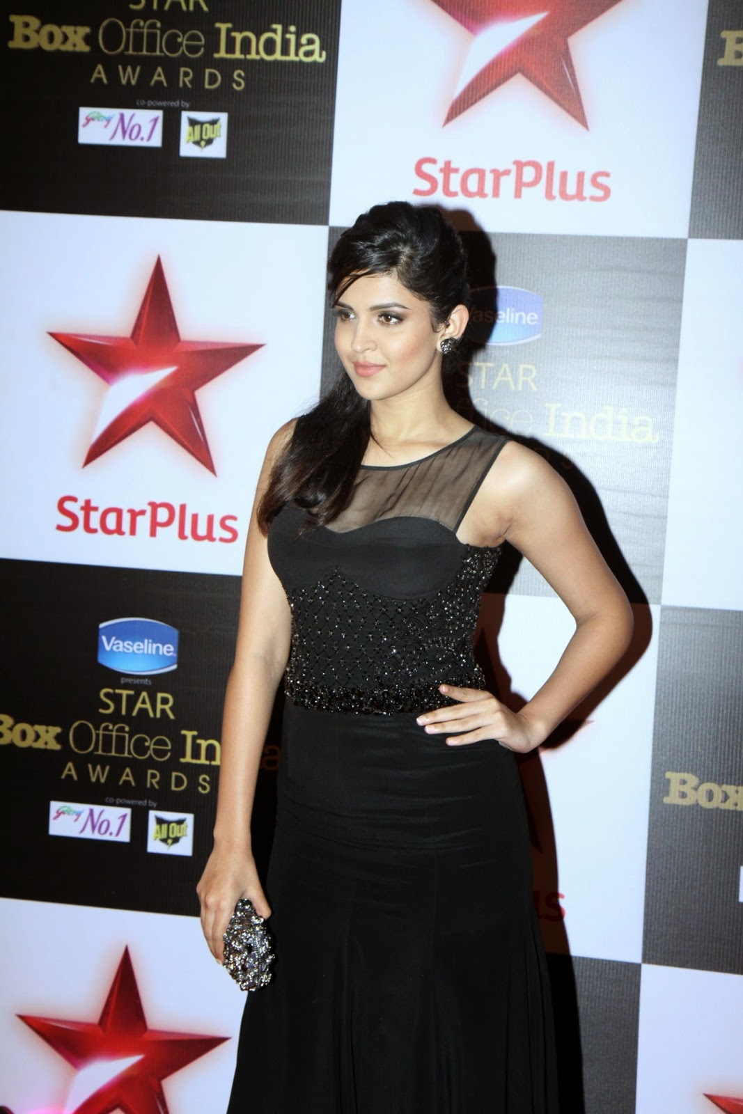 Celebs at The First Star Box Office India Awards