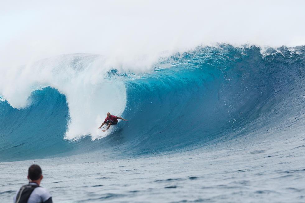 15 Kelly Slater Billabong Pro Tahiti 2015 Foto Stephen Robertson