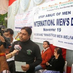 STOP ABUSE OF MEN