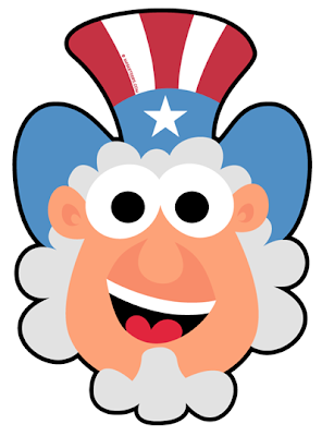 FREE Uncle Sam Mask