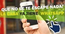 La Casa en tu Whatsapp