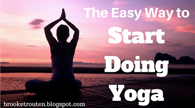 Have you ever wanted to start doing yoga but weren't sure where to start? Here's some advice on how to start and where to start!