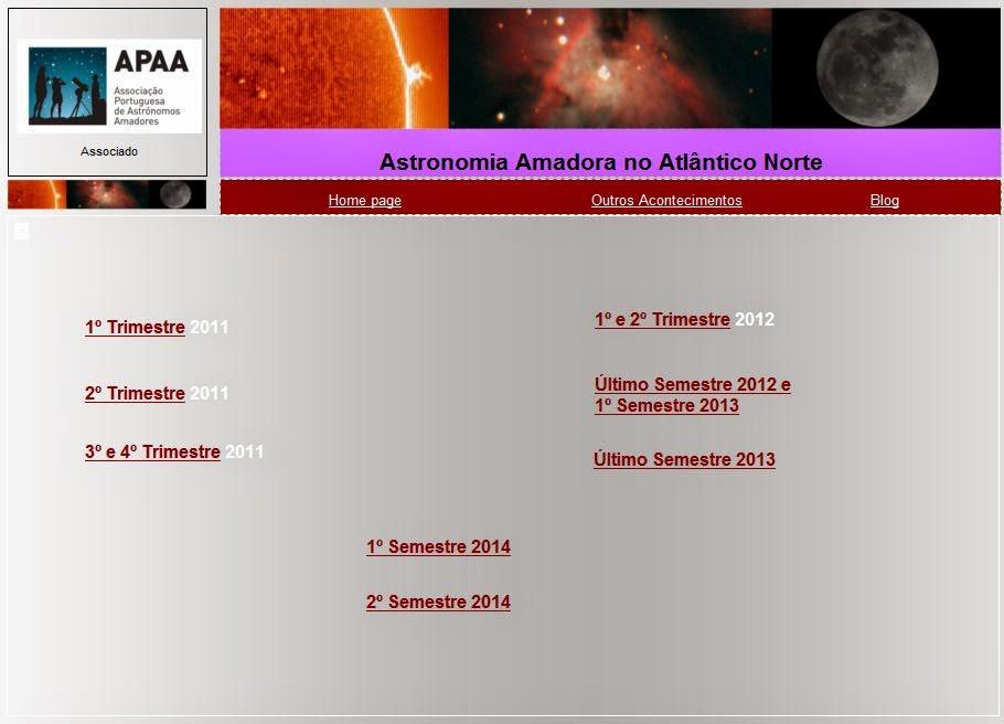 Astronomia desde 1997