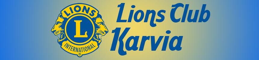 Lions Club Karvia