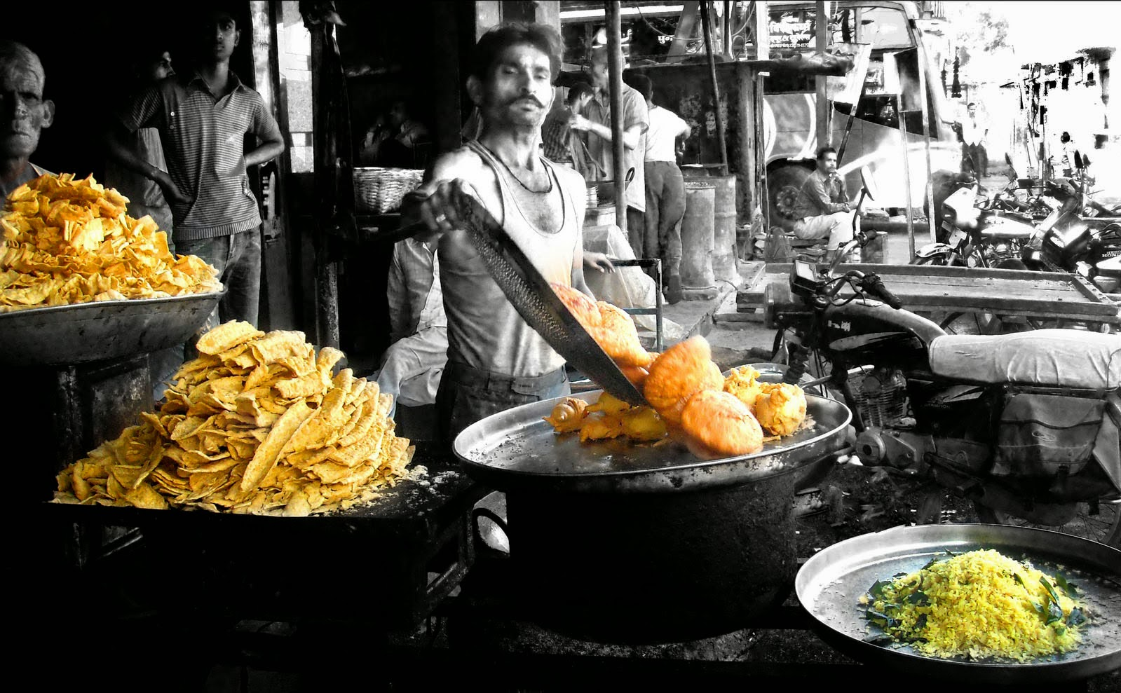the indian cuisine dishes from the subcontinent of india and pakistan
