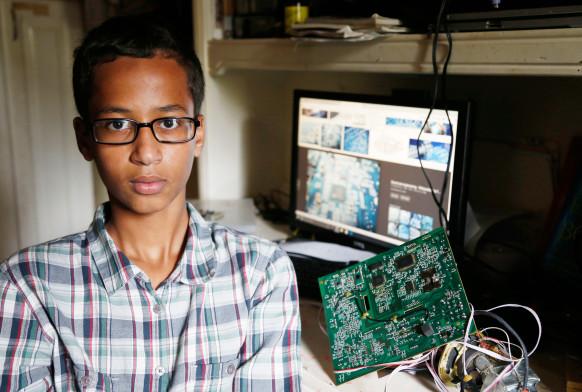 Ahmed Mohamed Diundang Berkunjung ke Markas Besar PBB