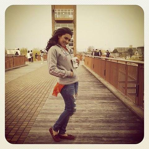 Hansika Motwani Selfie Photos