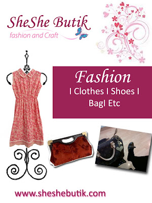 New Product from Sheshe Butik