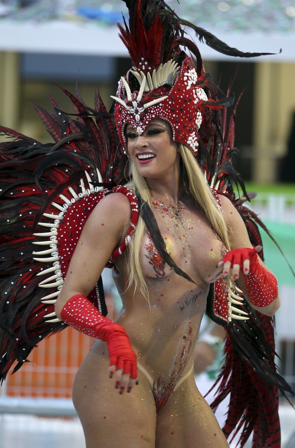 Rio Carnival 2012: Brazilian Beauties on Parade
