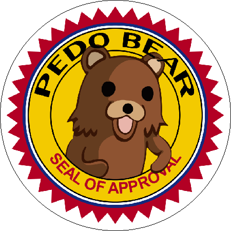 Pedobear approves of this post.